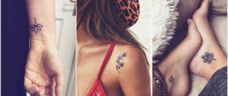 Какую татуировку выбрать и как за ней ухаживать?