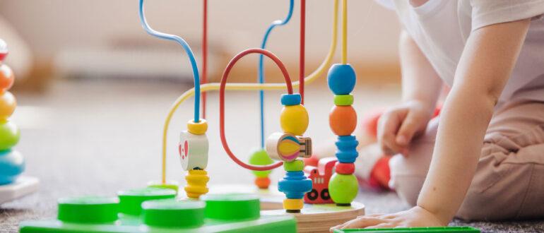 Развивающие игрушки – незаменимый элемент для успешного воспитания ребенка