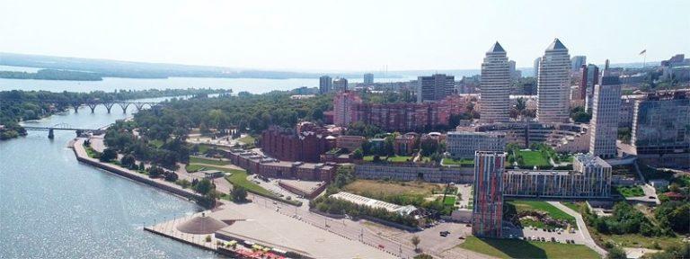 Места для романтики, или Куда пойти в Днепропетровске